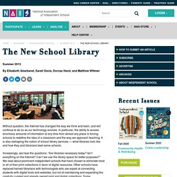 The New School Library