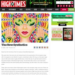 The New Synthetics