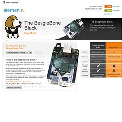 The Next-Gen BeagleBone