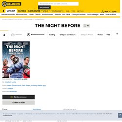 The Night Before - film 2015