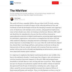 The NileView - The NileView