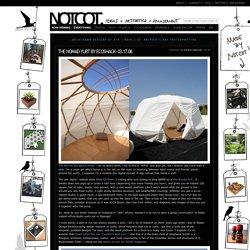 The Nomad Yurt by EcoShack