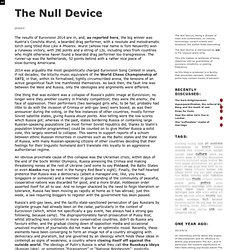 The Null Device