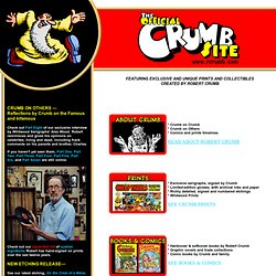 The Official R. Crumb Website