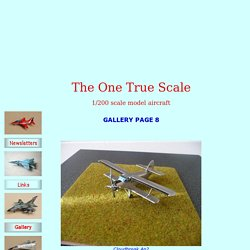 The One True Scale - gallery