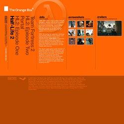 The Orange Box - Half-Life 2