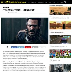 The Order 1886 - XBOX360