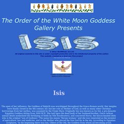 ISIS date calendar