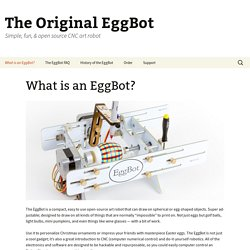 The Original Egg-Bot - Home