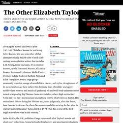 The Other Elizabeth Taylor
