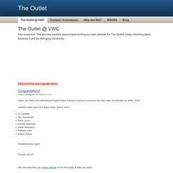 The Outlet @ VWC - The Outlet