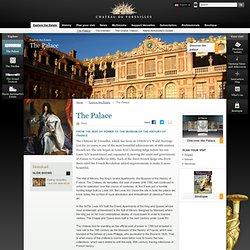 The Palace - Palace of Versailles