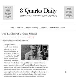 The paradox of Graham Greene