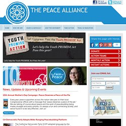 The Peace Alliance
