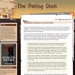 The Peking Duck