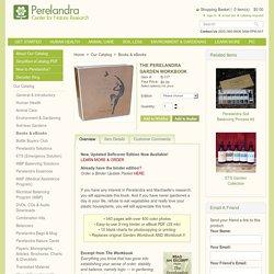 The Perelandra Garden Workbook Digital - Perelandra Ltd.