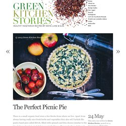 The Perfect Picnic Pie