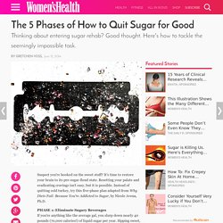 The 5 Phases of How to Quit Sugar for Good