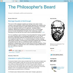 The Philosopher's Beard