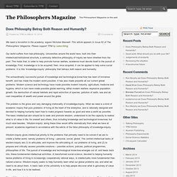 TPM: The Philosophers' Magazine