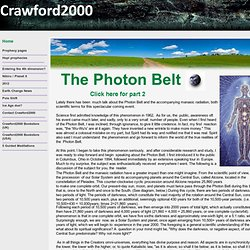 The photon Belt