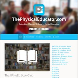 The #PhysEd Book Club
