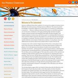 The Physics Classroom Website