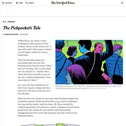 The Pickpocket's Tale