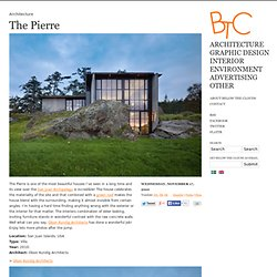 The Pierre & Below The Clouds - StumbleUpon