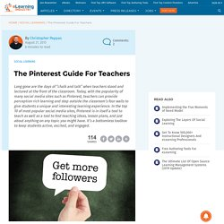 The Pinterest Guide for Teachers