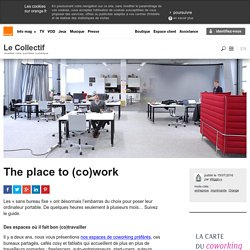The place to (co)work