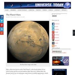 Mars for Kids