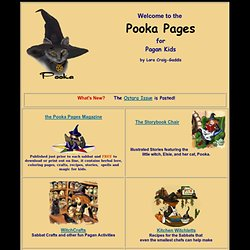 /The Pooka Pages for Pagan Kids