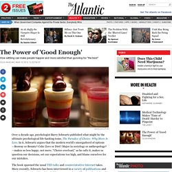 The Power of 'Good Enough' — Atlantic Mobile