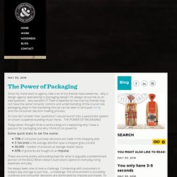 The Power of Packaging - Jam&Co