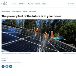 The power plant of the future is in your home