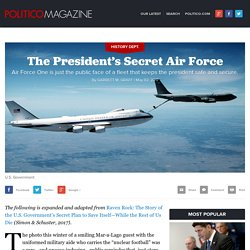 The President's Secret Air Force