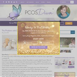 The Problem with Dairy for PCOS - PCOS Diva