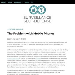 The Problem with Mobile Phones