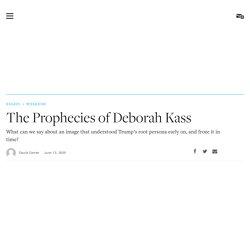 The Prophecies of Deborah Kass