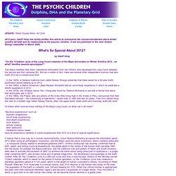 The Psychic Children - The Children