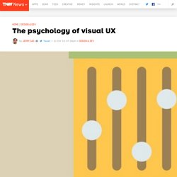 The psychology of visual UX