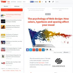 The Psychology of Web Design