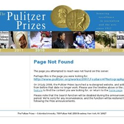 2007 Pulitzer Prize Photo