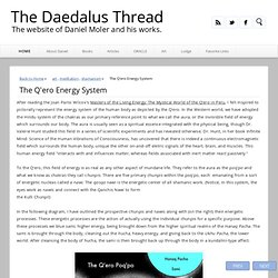 The Q'ero Energy System