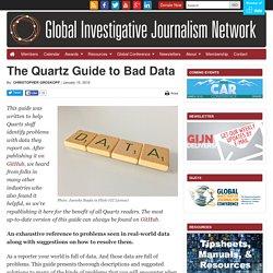 The Quartz Guide to Bad Data