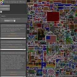 The /r/place Atlas