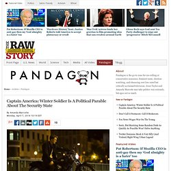 The Raw Story | Archive | Pandagon