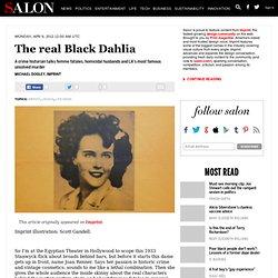 The real Black Dahlia - Imprint