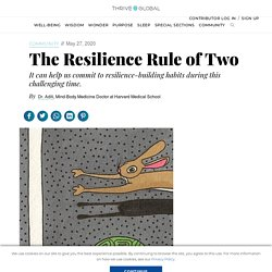 The Resilience Rule of Two